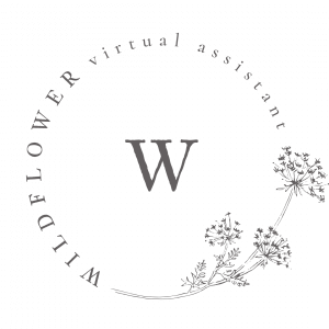 Wildflower Virtual Assistant Services in Huddersfield, Holmfirth, West Yorkshire