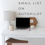 How to use Pinterest to grow your email list - Wildflower Pinterest Management
