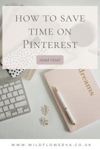 Time Saving Hacks for Pinterest