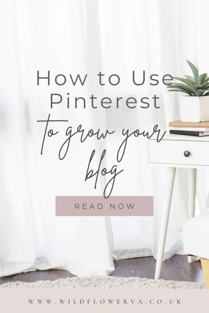 How to Grow Your Blog Using Pinterest