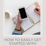 How to Get Started with Pinterest to Grow Your Blog - Wildflower Pinterest Management